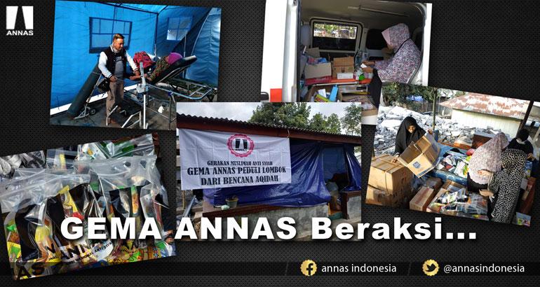 GEMA ANNAS BERAKSI...