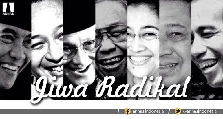Politikus Senior: Dari Soekarno sampai Jokowi Hasil dari Radikalisme