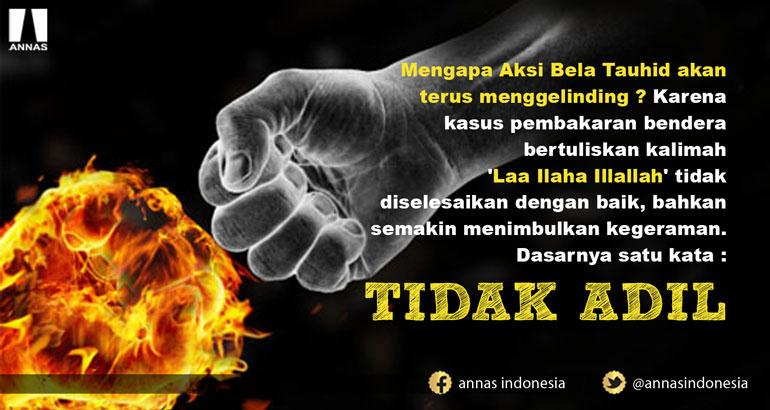 TIDAK ADIL