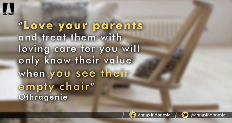 UNDERSTANDING YOUR PARENTS