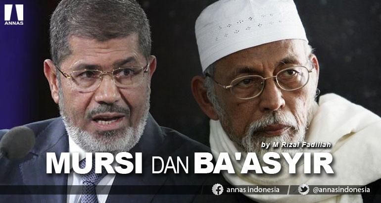 MURSI DAN BA'ASYIR