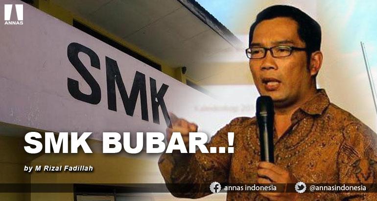 SMK BUBAR..!