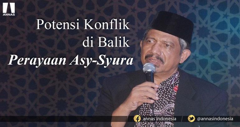 POTENSI KONFLIK DI BALIK PERAYAAN ASY-SYURA