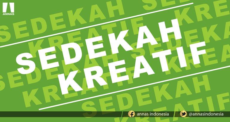 SEDEKAH KREATIF
