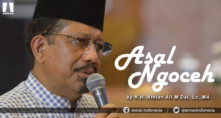 ASAL NGOCEH