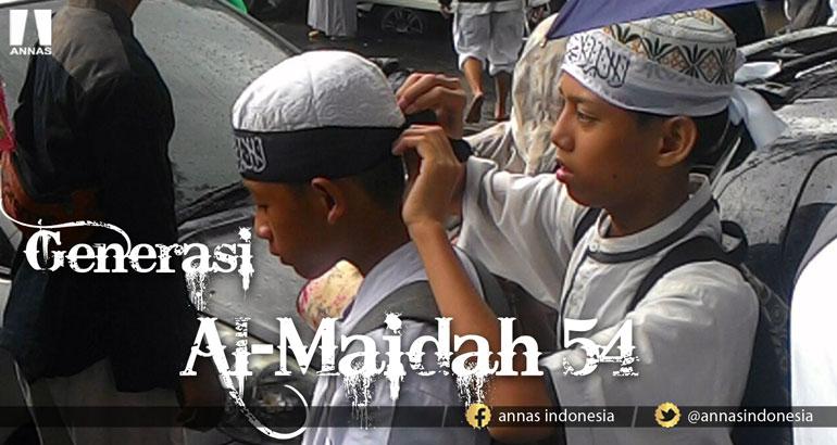 GENERASI AL-MAIDAH 54