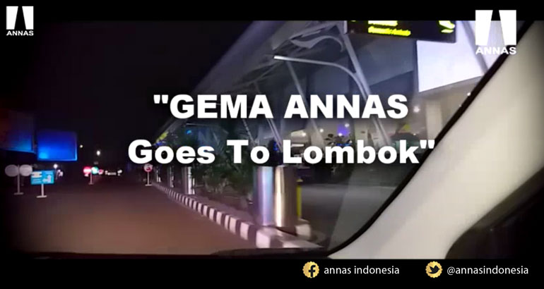 GEMA ANNAS Goes To Lombok