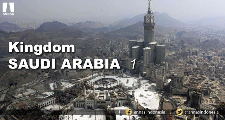 TULISAN INSPIRATIF SAUDI ARABIA 1