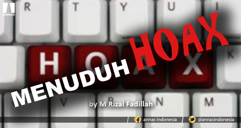 MENUDUH HOAX