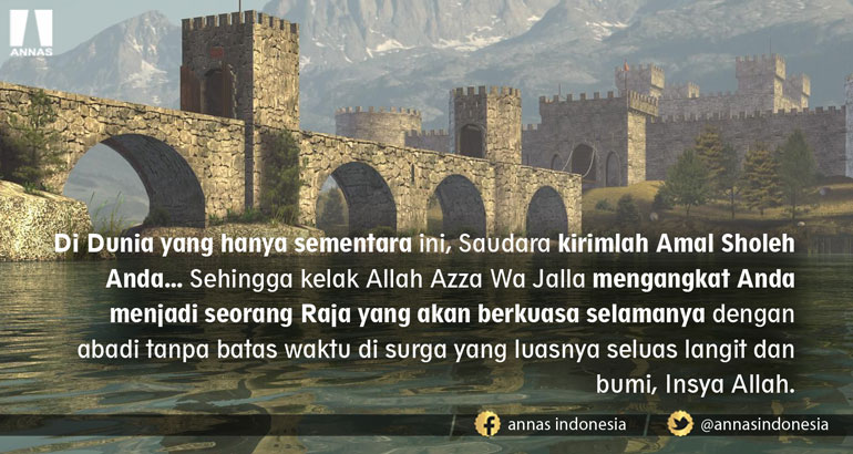 Dongeng Islami - AKU RAJA ABADI