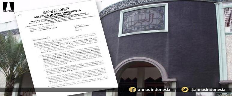 KLARIFIKASI MAJELIS ULAMA INDONESIA (MUI) PROV. JAWA BARAT