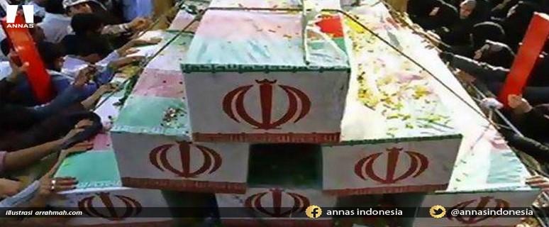 MUKJIZAT SABDA RASULULLAH, IRAN TAK PERNAH MENANG