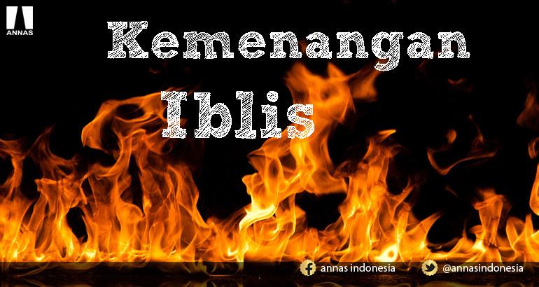 KEMENANGAN IBLIS