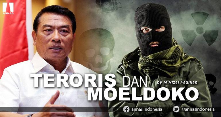 TERORIS DAN MOELDOKO