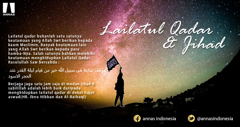 LAILATUL QADAR & JIHAD