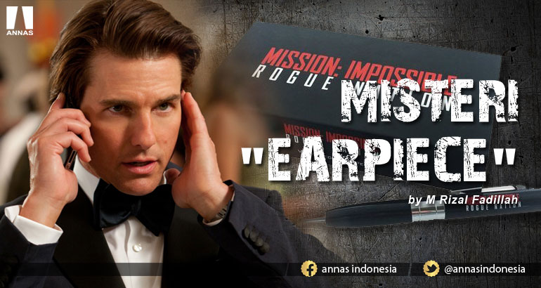 MISTERI EARPIECE