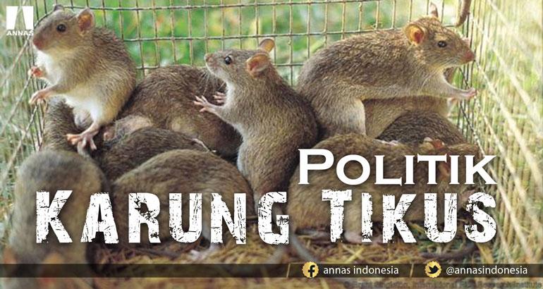 POLITIK KARUNG TIKUS