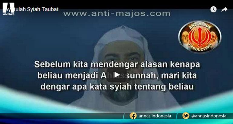 MANTAN ALIM ULAMA SYIAH : HUSEIN ALMUAYAD